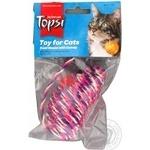 Игрушка для котов Topsi Мишонок 10 см