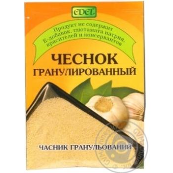 Чеснок гранулированный Edel сушеный 15г