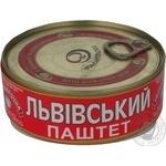 Паштет Галицький смак львовский 250г