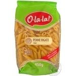Макаронные изделия O-La-La Penne Rigate 450г