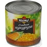 Vegetables corn Hame canned 340g