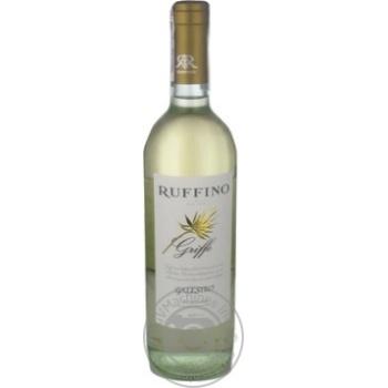 Ruffino Grifle Galestro Wine white dry 11.5% 0.75l - buy, prices for CityMarket - photo 6