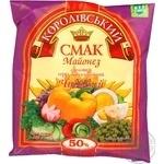Майонез Королівський смак Чудовий 50% 380г