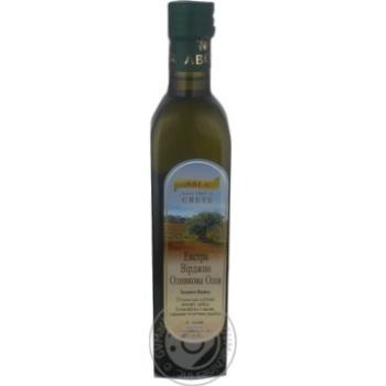 Олія оливкова Exstra Virgin Abea с/б 500мл