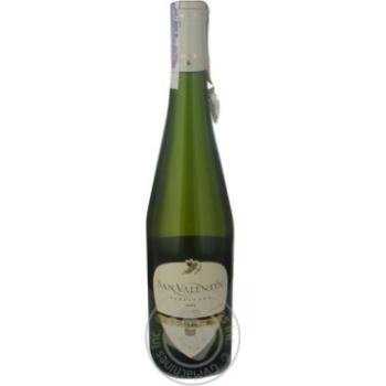 Вино Torres San Valentin Parellada белое полусухое 11% 0,75л - купить, цены на Novus - фото 1