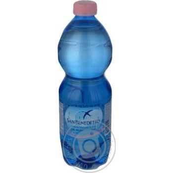 Water San benedetto non-carbonated 500ml plastic bottle Italy