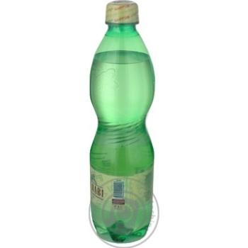 Вода Набэглави сильногазированная лечебно-столовая пластиковая бутылка 500мл Грузия - купить, цены на Novus - фото 5