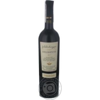 Вино Tbilvino Кіндзмараулі 11% 0,75л
