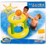 Intex Center Inflatable Beach Basketball Ring - buy, prices for Furshet - image 1