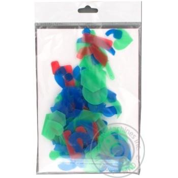 Economix Patterns For Children's Creativity - buy, prices for Furshet - image 3