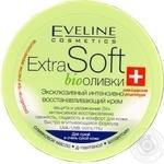 Крем для лица Eveline Soft для сухой и очень сухой кожи 200мл - купить, цены на Ашан - фото 3