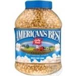 Popcorn Jolly time Americans best 850g plastic jar Usa