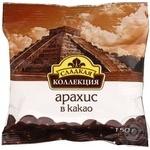 Драже Солодка Колекція арахіс в какао Дружковка 150г