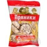 Pryaniki Pivnichni 500g packaged Ukraine
