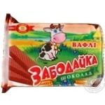 Вафли ХБФ Забодайка шоколад 80г