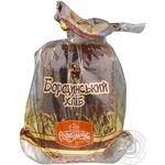 Хлеб Румянец Бородинский ржано-пшеничный нарезка 500г Украина