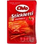 Соломка солона Chio-Wolf Stick з смаком паприки 80г