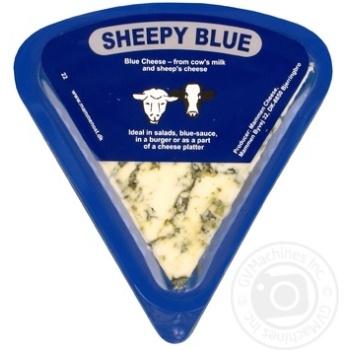 Сыр Шипи Блу овечий 50% 100г - купить, цены на Фуршет - фото 1