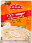 Суп-пюре Podravka из белых грибов 48г