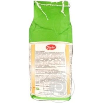 Борошно O-la-la! кукурудзяне 1кг - купити, ціни на Ашан - фото 7