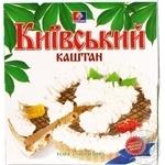 Мороженое-торт Роза Киевские каштаны 600г картонная упаковка Украина