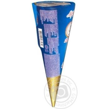 Морозиво Рудь Імперія Ріжок Tortufo 100г - купити, ціни на Фуршет - фото 2