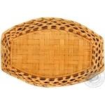 Ekorambus Fruit Bowl Oval 25х18хН5 - buy, prices for Furshet - image 2
