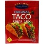 Spices Santa maria for taco 40g Sweden