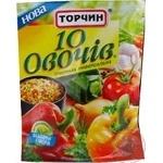 Приправа Торчин 10 овощей универсальная 110г Польша