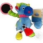 Іграшка-брязкальце Canpol Babies Веселі звірята