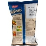 Чіпси Лоренц Нетчерелс картопляні з морською сіллю і перцем 110г Німеччина - купити, ціни на Novus - фото 3