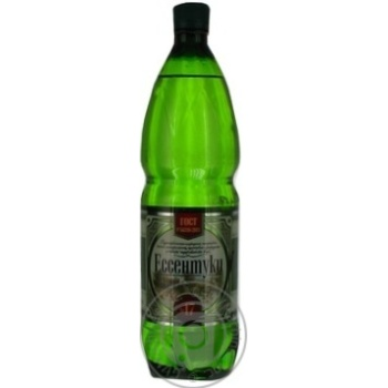 Вода Ессентуки газированная пластиковая бутылка 1000мл Россия