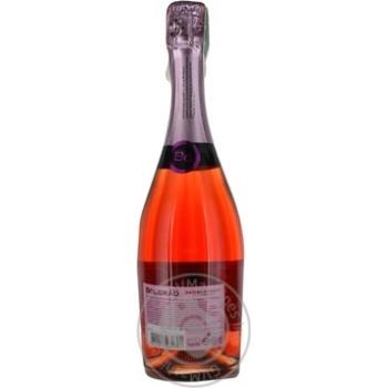Вино игристое Bolgrad розовое полусладкое 0,75л - купить, цены на ЕКО Маркет - фото 3