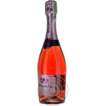 Вино игристое Bolgrad розовое полусладкое 0,75л - купить, цены на ЕКО Маркет - фото 5