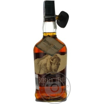 Buffalo Trace Bourbon 45% 10 years 0.75l - buy, prices for Furshet - image 1