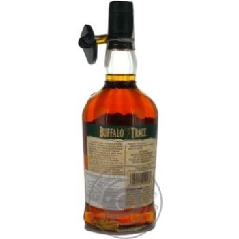 Buffalo Trace Bourbon 45% 10 years 0.75l - buy, prices for Furshet - image 5