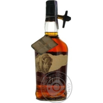 Buffalo Trace Bourbon 45% 10 years 0.75l - buy, prices for Furshet - image 3