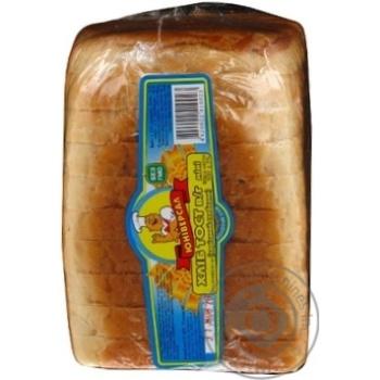 Bread mini toast Universal sliced highest grade 300g Ukraine