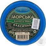 Морская капуста Русалочка Классическая 400г