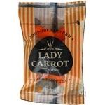 Морква шліфована палички Ledy Carrot 85г