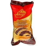 Ice-cream Azhur Gold standard with chocolate waffle cup 70g sachet Ukraine