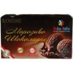 Ice-cream La dolce italia Buonissimo 350g cardboard packaging Ukraine