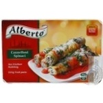 Pasta cannelloni Alberto with spinach 400g Germany