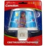 Світильник-нічник Camelion Барбі Pvc-006