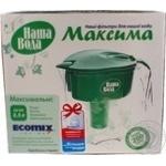 Фільтр д/води  Наша вода Максима зелений