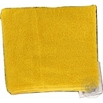 Рушник Домікус 50*100 жовтий,поморан.
