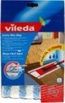 Вкладка для сухого та вологого прибирання Vileda рухома Active Max Mop