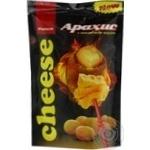 Snack Punch peanuts with taste of cheese salt 100g Ukraine