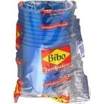 Стакан пластиковий Bibo синій 10шт
