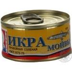 Caviar Ostrov capelin 100g can Ukraine